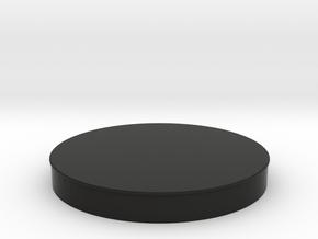 Lenshood70 in Black Natural Versatile Plastic