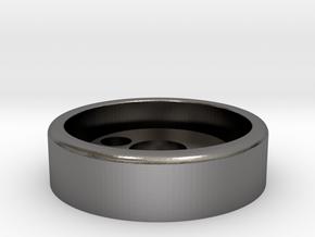 Mast. Repl. Anakin ROTS - Eye Base in Polished Nickel Steel