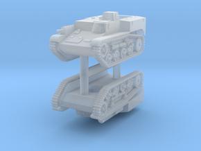 1/285 (6mm) Type 98 So-Da APC (x2) in Smooth Fine Detail Plastic
