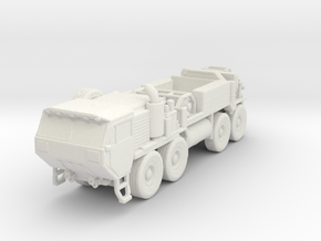 M984 Hemtt Wrecker 1:160 scale in White Natural Versatile Plastic