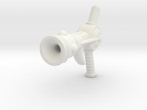 Muckman´s Blaster in White Natural Versatile Plastic