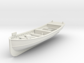 40ft USN Motor Launch 1/48 in White Natural Versatile Plastic