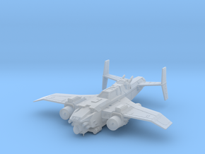 6mm Defiant Fighter in Smooth Fine Detail Plastic