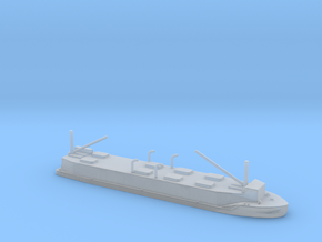 1/1250 Scale YF-732 Covered Lighter in Smooth Fine Detail Plastic