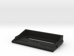 Back cover for GoPro sync module in Black Natural Versatile Plastic