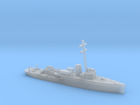 1/700 Scale HMS Bangor Minesweeper 1939 Programe in Smooth Fine Detail Plastic