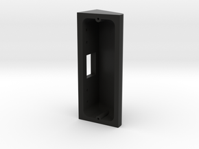 Ring Doorbell Pro 90 Degree Wedge in Black Strong & Flexible