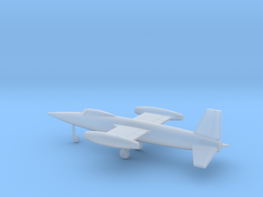 SNCASO Sud-Ouest SO.9000 Trident in Smooth Fine Detail Plastic: 6mm