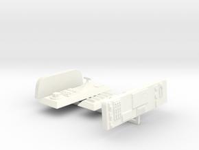 YETI SCORE INTERIOR (1 OF 2) in White Processed Versatile Plastic