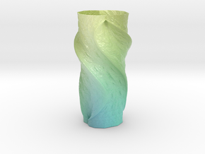 Vase 83514 in Glossy Full Color Sandstone
