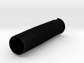 [Airsoft] Hwasan-APS Conversion Breech Tube in Matte Black Steel