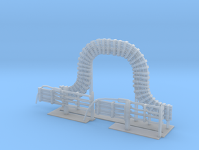 LUcable arch in Smoothest Fine Detail Plastic