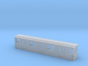 Berlin Baureihe A3L92  H0 [body] in Smooth Fine Detail Plastic