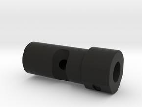 CS:GO AWP Flash Hider (14mm Self-Cutting Thread) in Black Premium Versatile Plastic