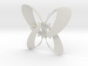 Papilionidae in White Natural Versatile Plastic
