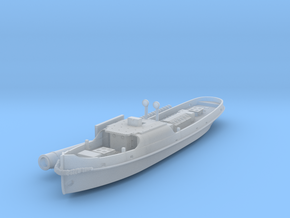 British steam tug Simla 1898 1:350 in Smooth Fine Detail Plastic