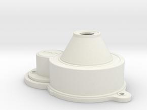 VRC Super Astute - Gear Case Cover in White Natural Versatile Plastic