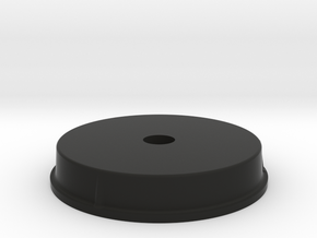 td-spooler in Black Natural Versatile Plastic