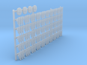 1/12 23mm links and air diffusers in Smooth Fine Detail Plastic