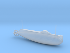 1/200 Scale USS Holland SS-1 in Smooth Fine Detail Plastic