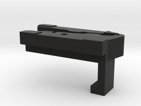 Lancia Delta sunroof schiebedach KW 2030-432 R in Black Natural Versatile Plastic