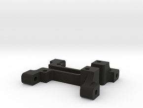 XXX IHB PAIR (Independent Hinge Bock) in Black Natural Versatile Plastic