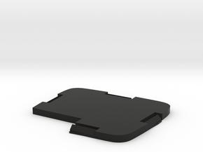Indiglo - EL Panel Snap in Black Natural Versatile Plastic
