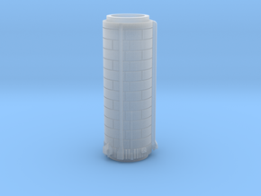 Ariane 3 third stage H10 in Smooth Fine Detail Plastic