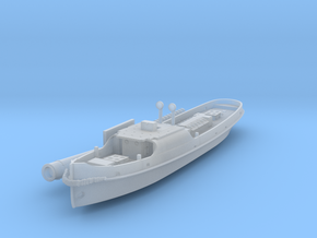 British steam tug Simla 1898 1:600 in Smooth Fine Detail Plastic