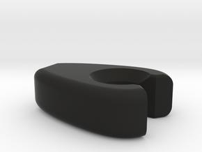 tool_holder_final in Black Natural Versatile Plastic