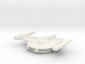 3125 Scale Romulan Pioneer Eagle MGL in White Natural Versatile Plastic