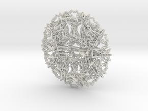 Scrap in White Natural Versatile Plastic