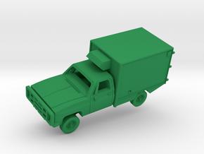 M1010 CUCV Ambulance in Green Processed Versatile Plastic: 1:200