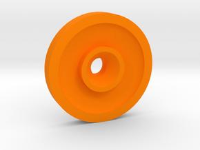 V1.2 O-S Wing Slide in Orange Processed Versatile Plastic