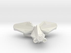 Omni Scale Tholian Arachnid Specialty Pinwheel SRZ in White Natural Versatile Plastic