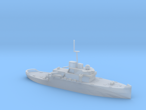 1/700 Scale USCGC Acushnet WMEC-167 in Smooth Fine Detail Plastic