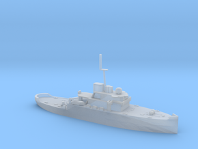 1/600 Scale USCGC Acushnet WMEC-167 1968 in Smooth Fine Detail Plastic