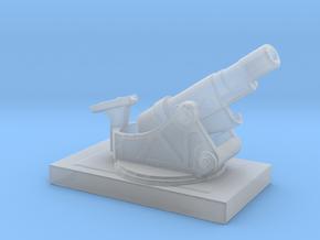 SKODA 305mm  M1916  ww1 artillery 1/200 in Smooth Fine Detail Plastic