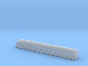 SBB Rae Graue Maus Triebkopf Scale TT in Smooth Fine Detail Plastic
