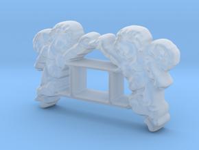 7P engeltjes in Smooth Fine Detail Plastic