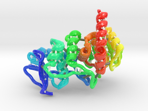 Cell Cycle Protein Cdc14					 in Glossy Full Color Sandstone