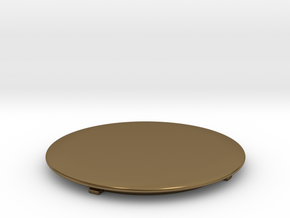 SwapTop1 in Polished Bronze