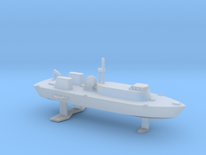 1/285 Scale USS High Point PCH-1 in Smooth Fine Detail Plastic