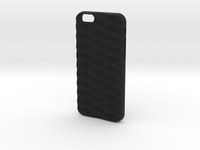iPhone 6S Case_Seamless in Black Premium Strong & Flexible