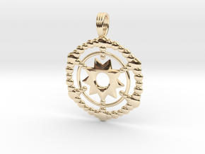 WALK OF LIFE in 14K Yellow Gold