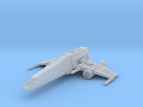 E-Wing-ADV 1-270 in Smooth Fine Detail Plastic