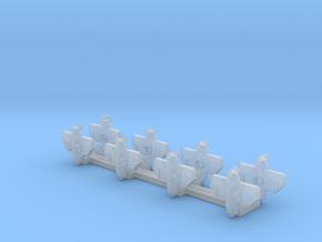 Omni Scale Probr Gunboat Flotilla MGL in Smooth Fine Detail Plastic