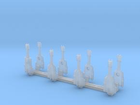 Omni Scale Trobrin Torpedo Gunboat Flotilla MGL in Smooth Fine Detail Plastic