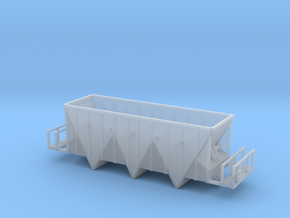 Aggregate Gondola II - Zscale in Smooth Fine Detail Plastic