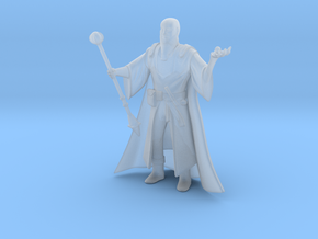 Wizard from DICE MAGIC in Smooth Fine Detail Plastic: 1:34